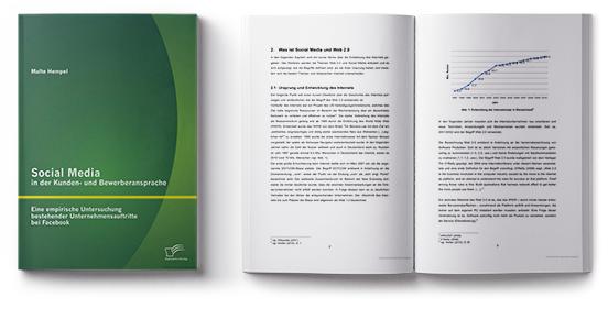 Social Media in der Kunden- und Bewerberansprache-Buch